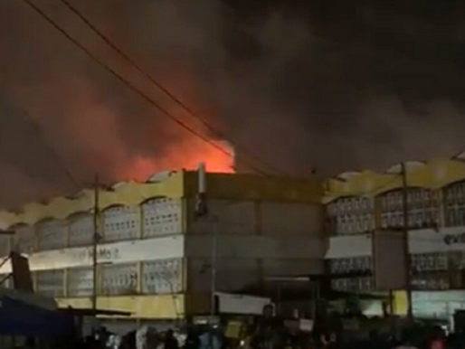 KANESHIE MARKET FIRE: AMA TO PROVIDE TEMPORARY SHOPS TO AFFECTED TRADERS