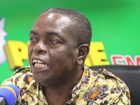 NDC VS EC RULING: KWESI PRATT GIVES NDC 4 OPTIONS . . . SAYS SC DECISION IS NOT 'CAST IN STONE'