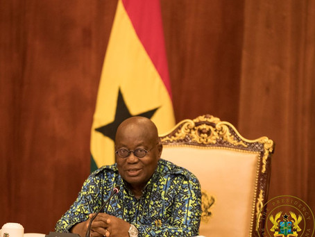 REMARKS BY PRESIDENT NANA ADDO, AT THE PRAYER BREAKFAST MEETING WITH CHRISTIAN LEADERS
