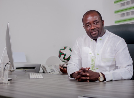 GFA PRESIDENT NAMES HIS TWO FAVORITE GHANAIAN FOOTBALLERS OF ALL-TIME