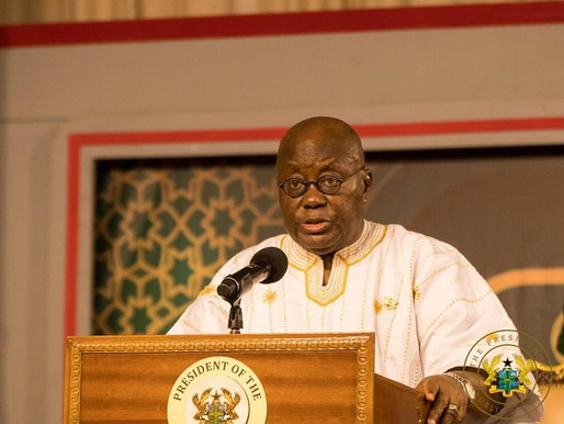 ICU BED FACILITIES, TREATMENT CENTRE TO BE CONSTRUCTED IN GREATER ACCRA, ASHANTI REGIONS – NANA ADDO