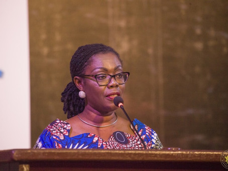 COVID-19: LEARN TO WORK FROM HOME - MINISTER TELLS GHANAIAN WORKERS
