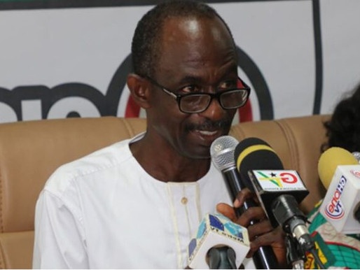 NDC OPPOSES CJ PETITION AGAINST DR AYINE