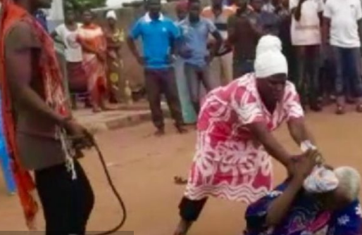 IGP PLACES GHC2,000 BOUNTY ON KILLERS OF 90-YEAR OLD WOMAN