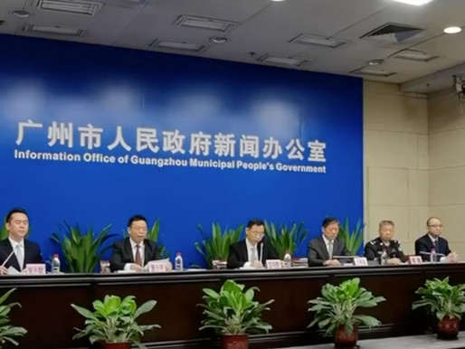 VIDEO: GUANGZHOU AUTHORITIES REFUTES RUMORS OF MISTREATING FOREIGNERS IN COVID-19 CONTROL
