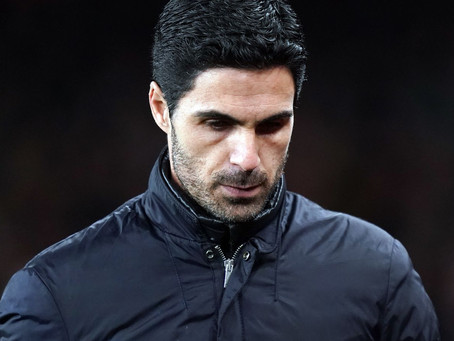 CORONAVIRUS: ARSENAL MANAGER MIKEL ARTETA TESTS POSITIVE FOR COVID-19 - TEAM ARE SELF-ISOLATING