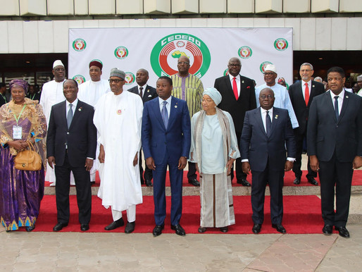 ECOWAS LEADERS CONDEMN THIRD TERM BIDS OF SOME COLLEAGUES