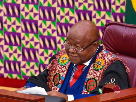 USE CHRISTMAS TO RESOLVE YOUR DIFFERENCES – SPEAKER TO GHANAIANS