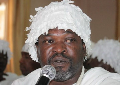 CONSTRUCTION OF A NATIONAL SHRINE NOT REALISTIC – NUMO BLAFO III