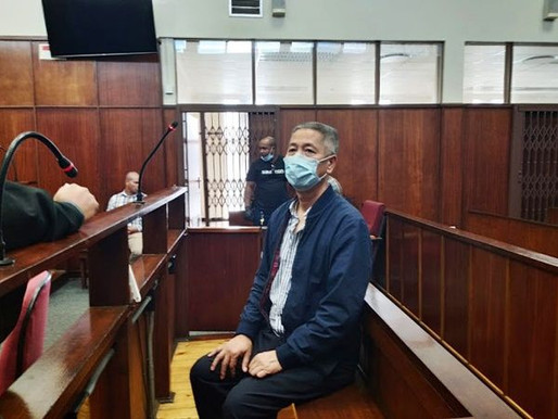 CHINESE BUSINESSMAN ARRESTED FOR LOCKING EMPLOYEES FOR DAYS AND FORCING THEM TO PRODUCE MASKS