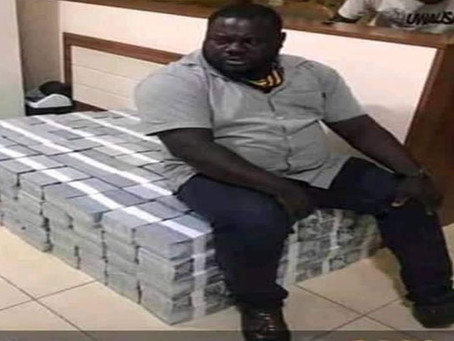 VIDEO: BOG DEAD SILENT ON NEW CEDI NOTES VIDEO – AS MAN CAPTURED IN FOOTAGE DIES MYSTERIOUSLY
