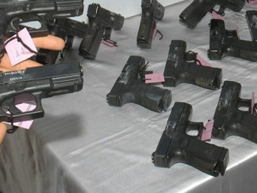 SIX ARRESTED IN CONNECTION WITH ILLEGAL ARMS IMPORTATION INTO GHANA