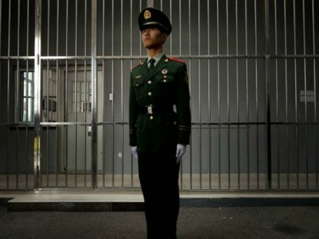 CHINESE MAN SENTENCED TO DEATH FOR MURDERING FOREIGNER