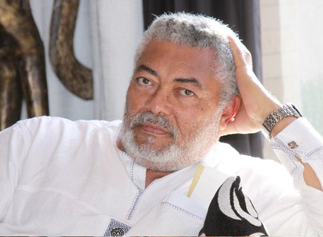 CREATE OPPORTUNITIES FOR THE EMBRACEMENT OF MODERN FARMING TECHNOLOGIES – RAWLINGS TO GOVT