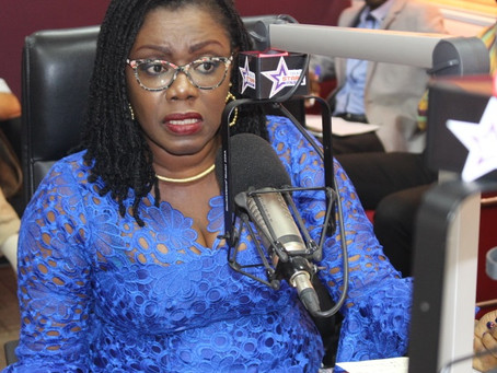HAVE THE GUTS TO MAKE JANE OPOKU-AGYEMAN FLAGBEARER NEXT TIME – URSULA TO NDC