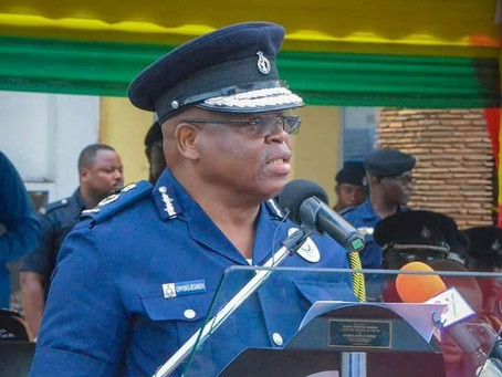 PHOTOS: 'THE BARRACKS NOT AN AVENUE FOR POLITICAL GOSSIPS' – IGP TO POLICE