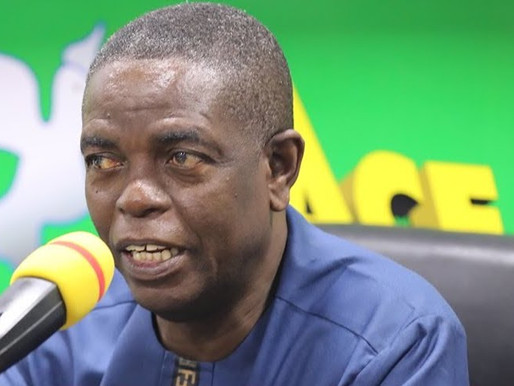 IT WAS A 'TACTICAL BLUNDER' . . . I'M SHOCKED PROF OQUAYE LOST BY ONLY 2 VOTES – KWESI PRATT
