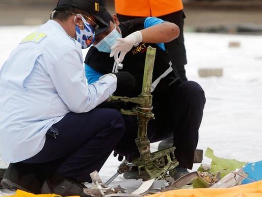 INDONESIA SRIWIJAYA AIR BOEING 737 'BLACK BOXES' LOCATED
