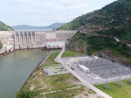 BUI POWER AUTHORITY TO SPILL DAM ON WEDNESDAY