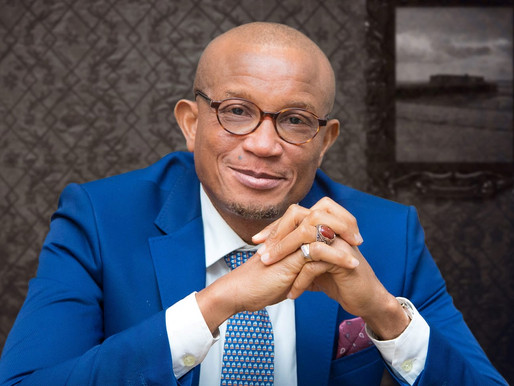 MUSTAPHA HAMID IS THE NEW CEO OF THE NATIONAL PETROLEUM AUTHORITY