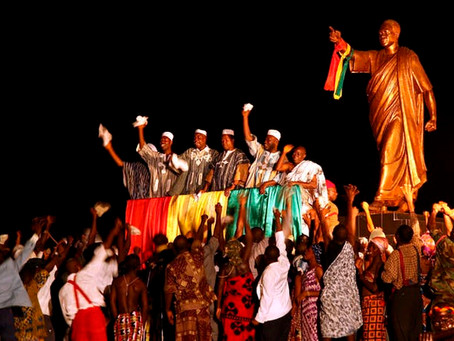 GHANAIANS IN DR CONGO MARK 63RD INDEPENDENCE ANNIVERSARY