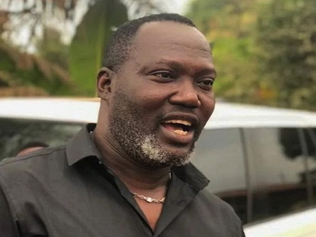 DON'T BLAME MY MOTHER - ACTOR, BERNARD NYARKO WANTED PRIVACY ON HIS SICK BED – FAMILY CLARIFIES