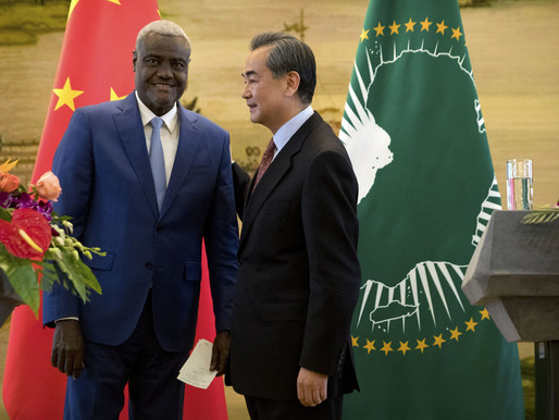 ROCK-SOLID CHINA-AFRICA FRIENDSHIP WILL NOT BE AFFECTED BY ISOLATED INCIDENTS - WANG YI