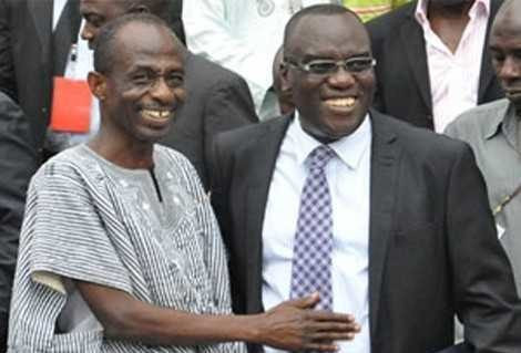SOME NDC, NPP FIGURES DIDN'T LIKE OUR FRIENDSHIP – ASIEDU NKETIA MOURNS SIR JOHN