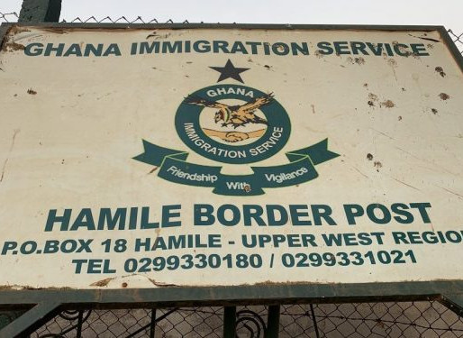 GHANAIANS AIDING FOREIGNERS ENTER COUNTRY AMID BORDER CLOSURE WORRYING – IMMIGRATION SERVICE