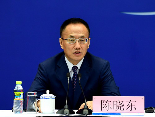 ASSISTANT MINISTER CHEN XIAODONG MEETS WITH AFRICAN DIPLOMATIC ENVOYS TO CHINA