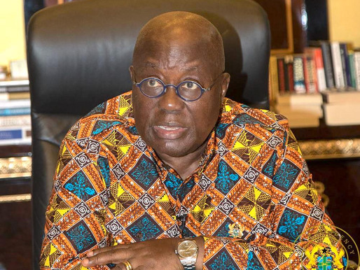 ADDRESS TO THE NATION BY PRESIDENT NANA ADDO ON UPDATES TO GHANA'S ENHANCED RESPONSE TO THE COVID-19
