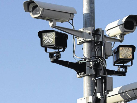 PHOTOS: GOVT BEGINS 7,000 SECURITY CAMERAS INSTALLATION