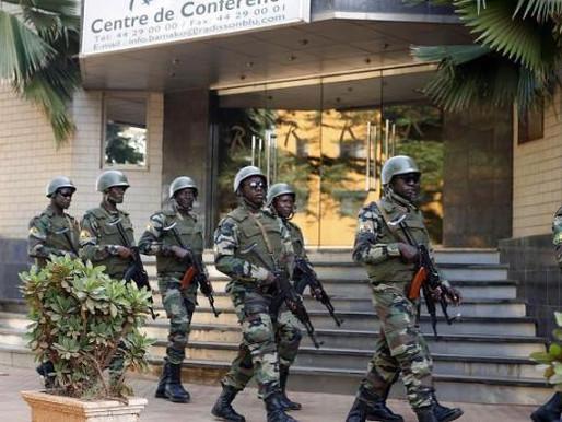 TERRORISTS KILL 35 CIVILIANS IN BURKINA FASO ATTACK