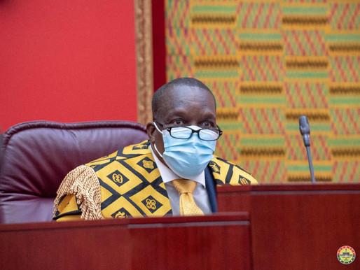 BAGBIN DECLARES NPP AS MAJORITY IN PARLIAMENT