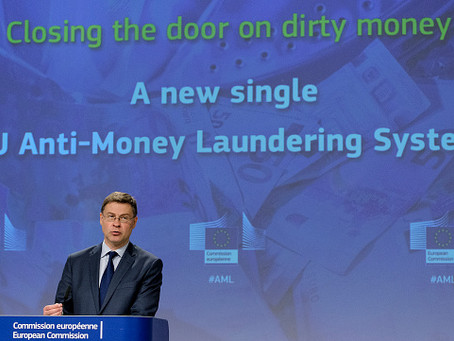 FOUR AFRICAN COUNTRIES INCLUDING GHANA BLACKLISTED OVER MONEY LAUNDERING BY EUROPEAN UNION