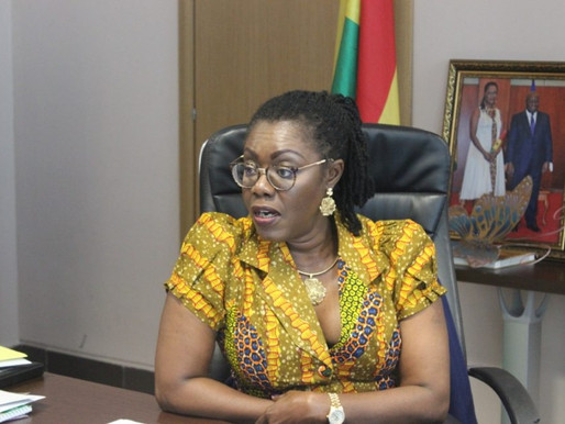 WILL YOU RULE OVER A NATION OF SICK PEOPLE OR GHOSTS? - URSULA OWUSU