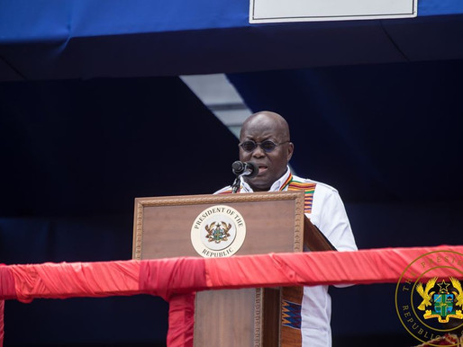 PRESIDENT NANA ADDO DANKWA AKUFO-ADDO FULL SPEECH AT THE 63RD INDEPENDENCE DAY CELEBRATION