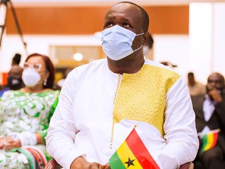 FREE PRIMARY HEALTH CARE AT LAST!  DR OMANE BOAMAH WRITES