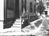 Lizzie Borden, Side door on north