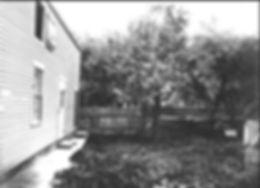 Lizzie Borden, Back yard