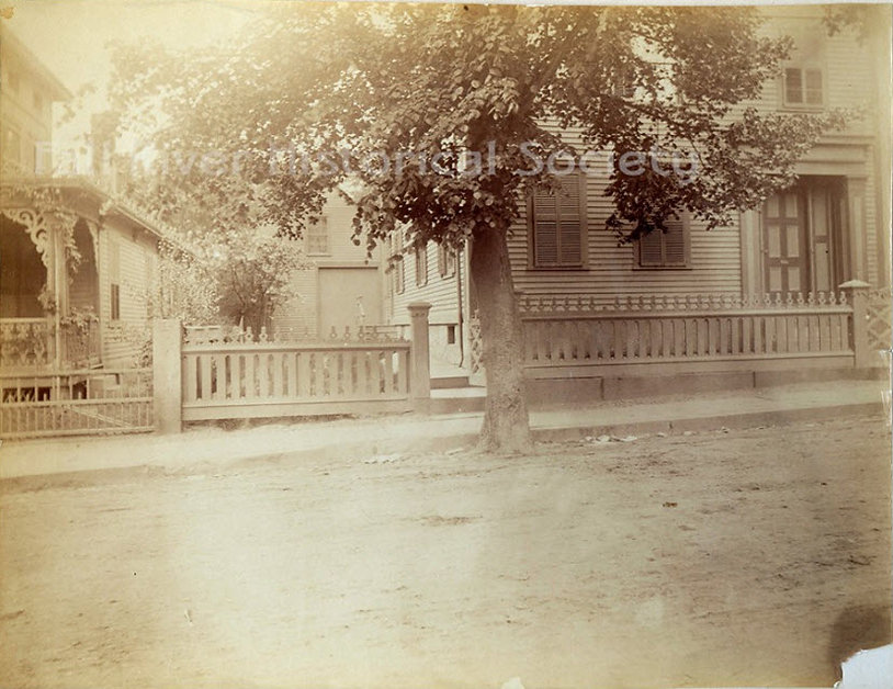 Lizzie Borden, Buffington House, Barn, Borden House