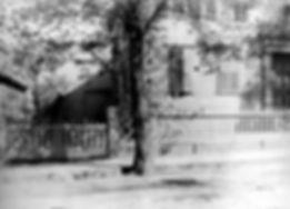 Lizzie Borden, Northwest corner with barn