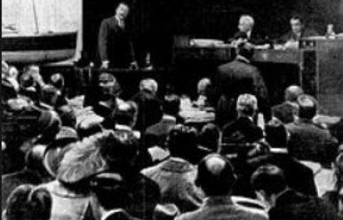 Sir Cosmo Duff Gordon Testifies at British Titanic Investigation