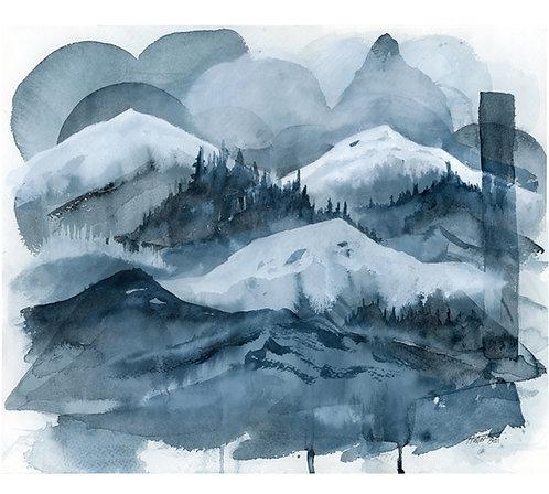 Winter Musings - Print
