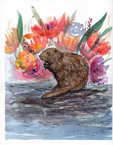 Fauna: Beaver (Original)