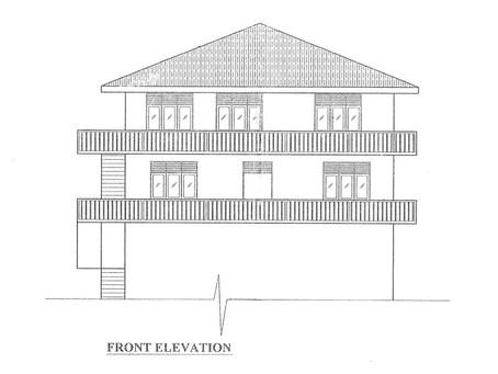 Les plans du bâtiment