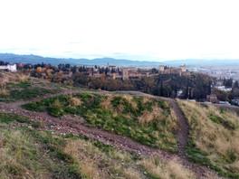 Alhambra -Granada -Spain