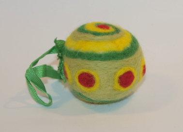 Spotty ball