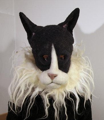 Felix cat mask