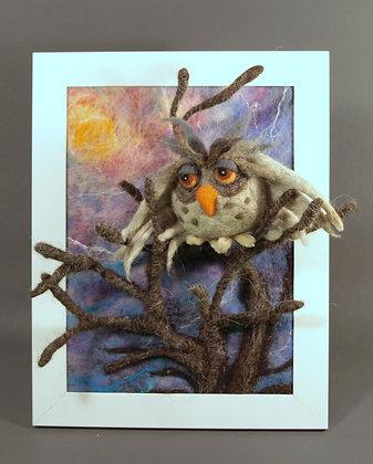 Interactive owl